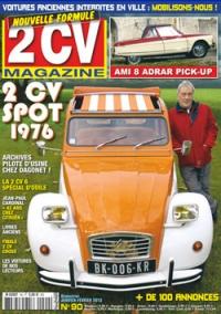 2 CV Magazine n°90